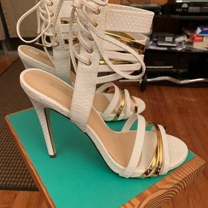 Shoe Dazzle Shoes - Heels